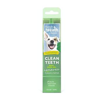 Tropiclean Clean Teeth giver rene tænder