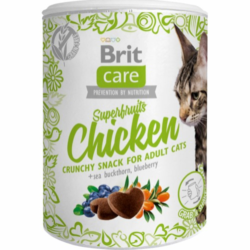 Brit care cat snack superfruits