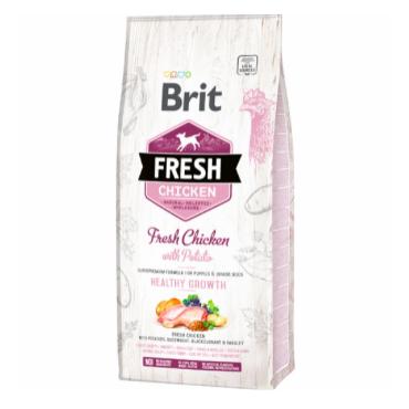 Brit Fresh Puppy Healthy Growth